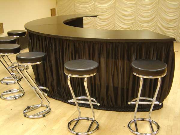 Valley Furniture Hire Bars